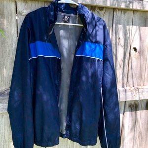Vintage 90s STARTER windbreaker zip up